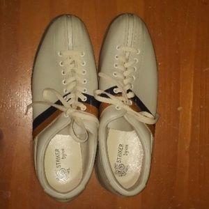 Vintage Striker Bowling Shoes Size 12